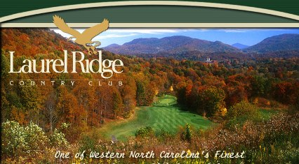 Golf Course Photo, Laurel Ridge Country Club, Waynesville, 28786
