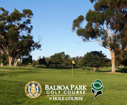 Balboa Park Municipal Golf Club, Nine Hole,San Diego, California,  - Golf Course Photo