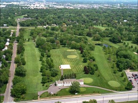 University Of Minnesota Les Bolstad Golf Course, Falcon Heights, Minnesota, 55113 - Golf Course Photo