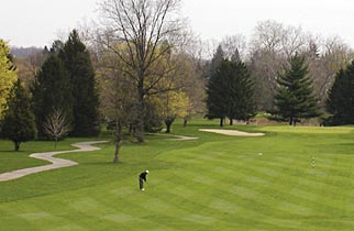 Blacklick Woods Golf Courses -Metro Green, Reynoldsburg, Ohio, 43068 - Golf Course Photo