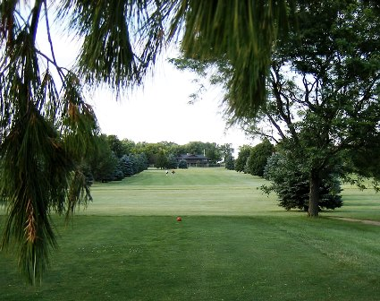 Prairie Pines Golf Club,De Kalb, Illinois,  - Golf Course Photo