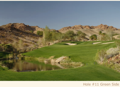 Golf Course Photo, Cascata Golf Course, Boulder City, 89006