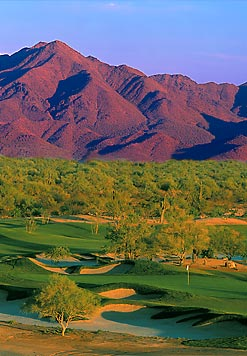 Golf Course Photo, Marriott Wildfire Golf Club, Palmer Golf Course, Phoenix, 85054