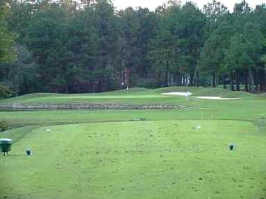 Carmel Country Club, South Course,Charlotte, North Carolina,  - Golf Course Photo