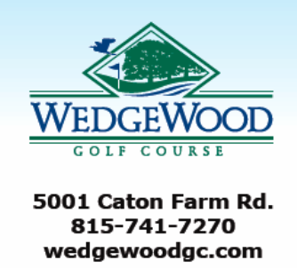Wedgewood Golf Course,Plainfield, Illinois,  - Golf Course Photo