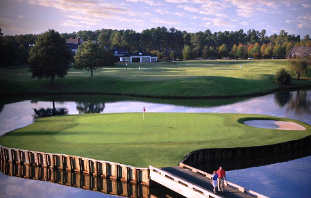 Prestonwood Country Club, The Highlands,Cary, North Carolina,  - Golf Course Photo