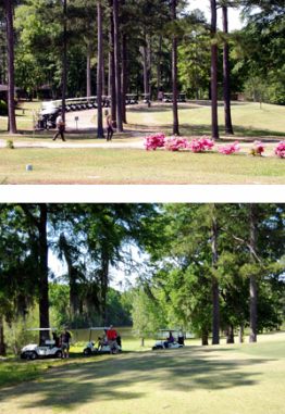 Roland Cooper State Park Golf Course, CLOSED 2015, Camden, Alabama, 36726 - Golf Course Photo