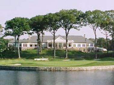 Golf Course Photo, Woodway Country Club, Darien, 06820