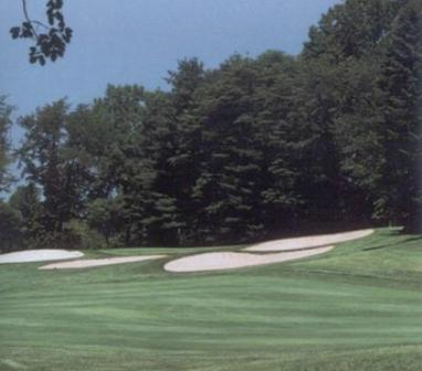 Saucon Valley Country Club, Grace Course,Bethlehem, Pennsylvania,  - Golf Course Photo