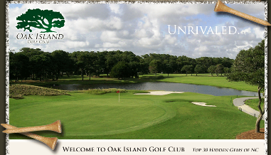 Oak Island Golf Club,Caswell Beach, North Carolina,  - Golf Course Photo
