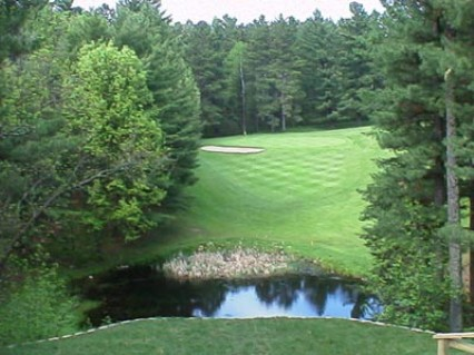 Tianna Country Club,Walker, Minnesota,  - Golf Course Photo
