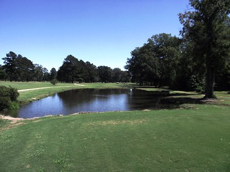 Golf Course Photo, Green Oaks Golf Club, Columbus, 39705