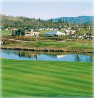 Golf Course Photo, Eagle Point Golf Course, Eagle Point, 97524