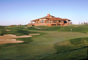 Harborside International Golf Center - Starboard, Chicago, Illinois, 60628 - Golf Course Photo