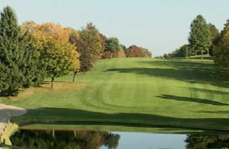 Woodstock Country Club,Woodstock, Illinois,  - Golf Course Photo