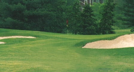 Shawnee Golf Course, Institute, West Virginia, 25112 - Golf Course Photo