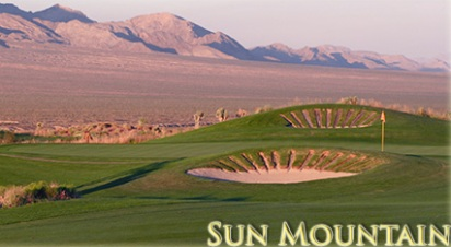 Paiute Golf Resort, Sun Mountain Course,Las Vegas, Nevada,  - Golf Course Photo