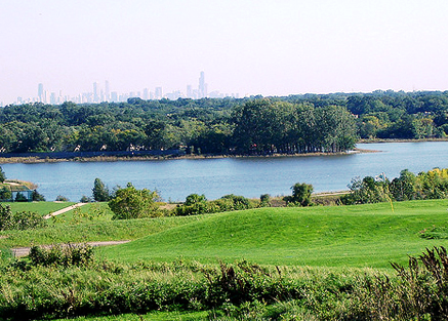 Willow Hill Golf Course,Northbrook, Illinois,  - Golf Course Photo