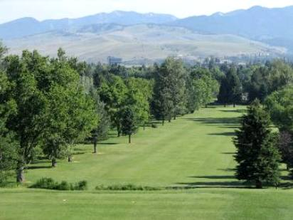 Golf Course Photo, University Of Montana Golf Course, Missoula, 59801
