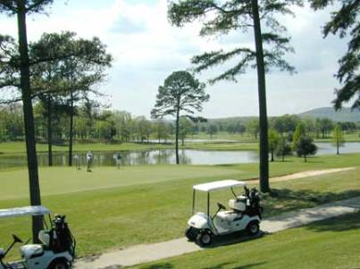 Goose Pond Colony Golf Course, Scottsboro, Alabama, 35769 - Golf Course Photo
