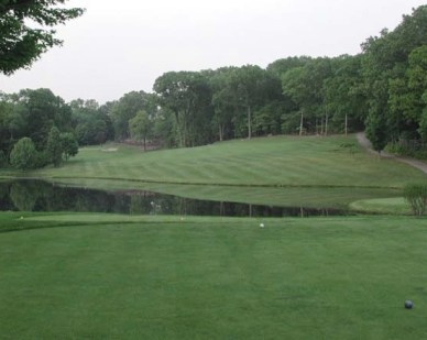 Golf Course Photo, Country Club of Waterbury, Waterbury, 06722