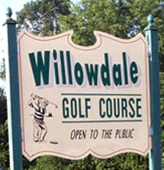Golf Course Photo, Willowdale Golf Course, CLOSED 2014, Mansfield, 02048
