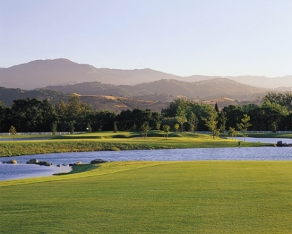 Coyote Creek Golf Course, Tournament Course,Morgan Hill, California,  - Golf Course Photo