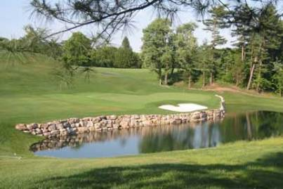 Country Club Of Harrisburg,Harrisburg, Pennsylvania,  - Golf Course Photo