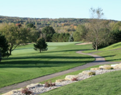 Baraboo Country Club,Baraboo, Wisconsin,  - Golf Course Photo