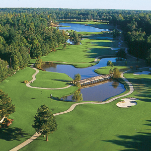 Fords Colony Williamsburg, Blue Heron Golf Course,Williamsburg, Virginia,  - Golf Course Photo