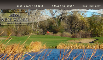 West Woods Golf Club, Arvada, Colorado, 80007 - Golf Course Photo