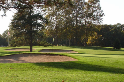 Milham Park Municipal Golf Course