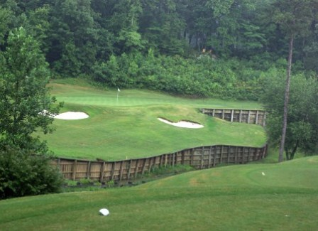 Cherokee Ridge Country Club, Union Grove, Alabama, 35175 - Golf Course Photo