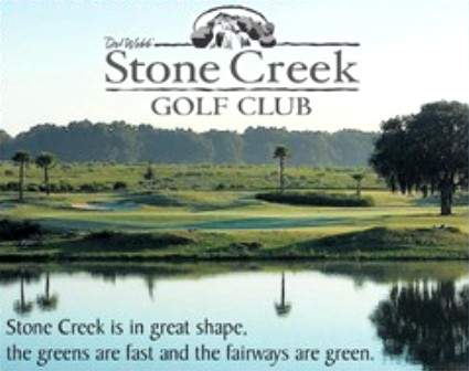 Stone Creek Golf Club, Ocala, Florida, 34481 - Golf Course Photo