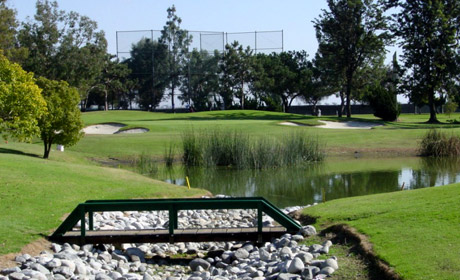 Golf Course Photo, Lakewood Country Club, Lakewood, 90712