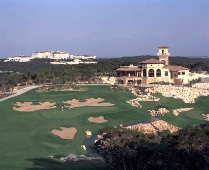 La Cantera Resort Golf Club, Palmer Course,San Antonio, Texas,  - Golf Course Photo