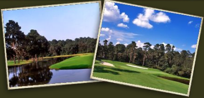 Woodlands Resort & Country Club, Cannongate Course,The Woodlands, Texas,  - Golf Course Photo