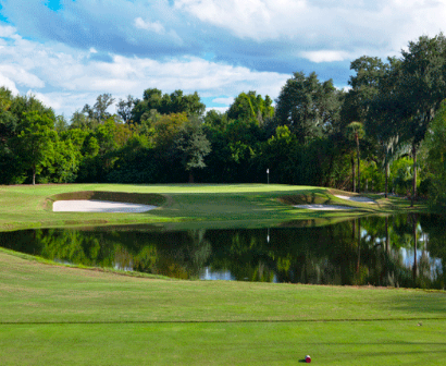 Mountain Lake,Lake Wales, Florida,  - Golf Course Photo