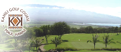 Kahili Golf Course,Wailuku, Hawaii,  - Golf Course Photo