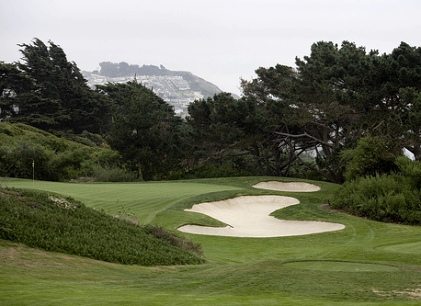 Olympic Club, Lake Course, San Francisco, California, 94132 - Golf Course Photo