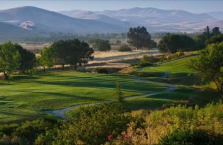 Ridgemark Golf & Country Club, Diablo Golf Course,Hollister, California,  - Golf Course Photo