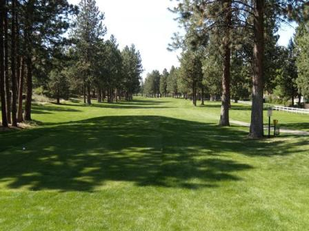 Old Back Nine Golf Course at Mountain High,Bend, Oregon,  - Golf Course Photo