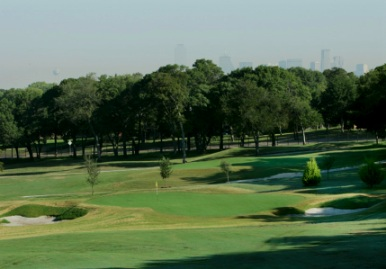 Cedar Crest Park Golf Course, Dallas, Texas, 75203 - Golf Course Photo