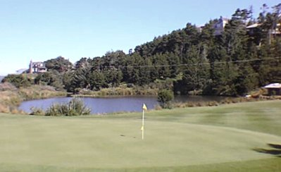 Manzanita Golf Course,Manzanita, Oregon,  - Golf Course Photo