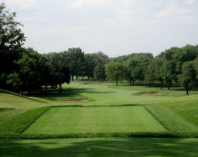 Beverly Country Club,Chicago, Illinois,  - Golf Course Photo