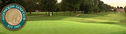 Golf Course Photo, Algonquin Golf Club, Glendale, 63122