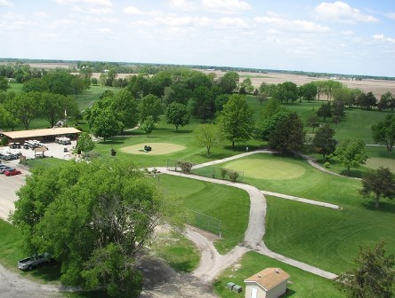 Bunker Links Municipal Golf,Galesburg, Illinois,  - Golf Course Photo