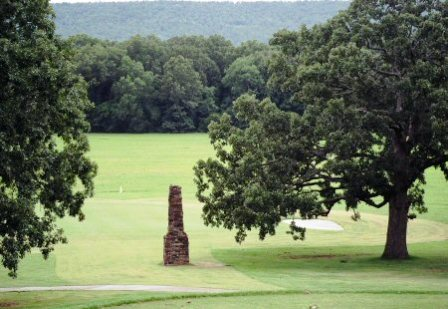 Chamberlyne Country Club,Danville, Arkansas,  - Golf Course Photo