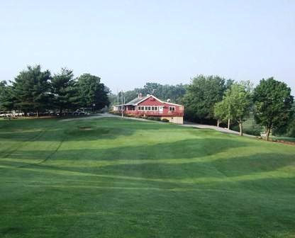 Kernoustie Golf Club, Hillcrest Country Club,Mount Vernon, Iowa,  - Golf Course Photo