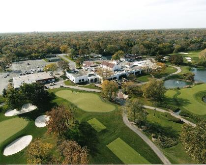 Golf Course Photo, Green Acres Country Club, CLOSED 2016, Northbrook, 60062